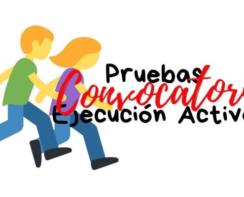 Convocatoria pruebas ejecucion activa educacion fisica Cantabria 2019