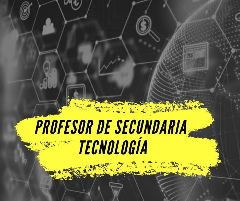 Curso-Oposiciones-Secundaria-Tecnología-Cantabria-1 Convocatoria oposiciones tecnologia 2020