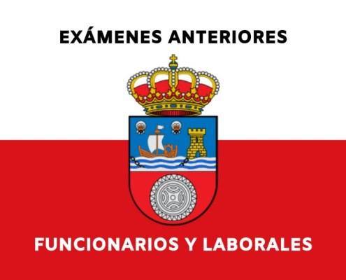 Examenes anteriores oposiciones Cantabria