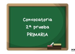 Convocatoria-segunda-prueba-primaria-maestros-Cantabria-2019 Informacion novedades oposiciones maestros 2019 Cantabria