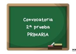 Convocatoria-segunda-prueba-primaria-maestros-Cantabria-2019 Convocatoria oposiciones PT Pedagogia terapeutica Cantabria