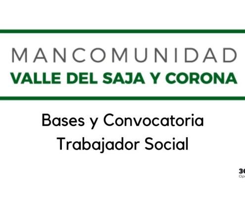 Bases y convocatoria oposiciones Trabajo Social Cantabria