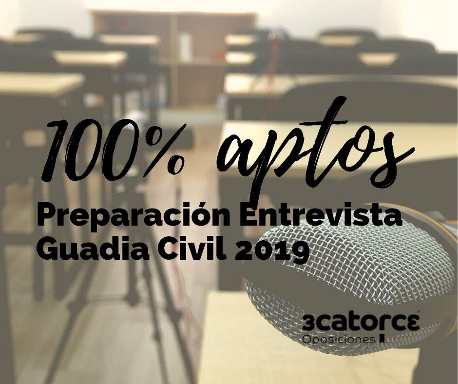 100-aptos-preparacion-entrevista-Guardia-Civil-2019 100% aptos preparacion entrevista Guardia Civil 2019