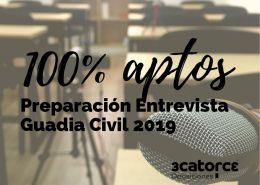 100-aptos-preparacion-entrevista-Guardia-Civil-2019 Test guardia civil