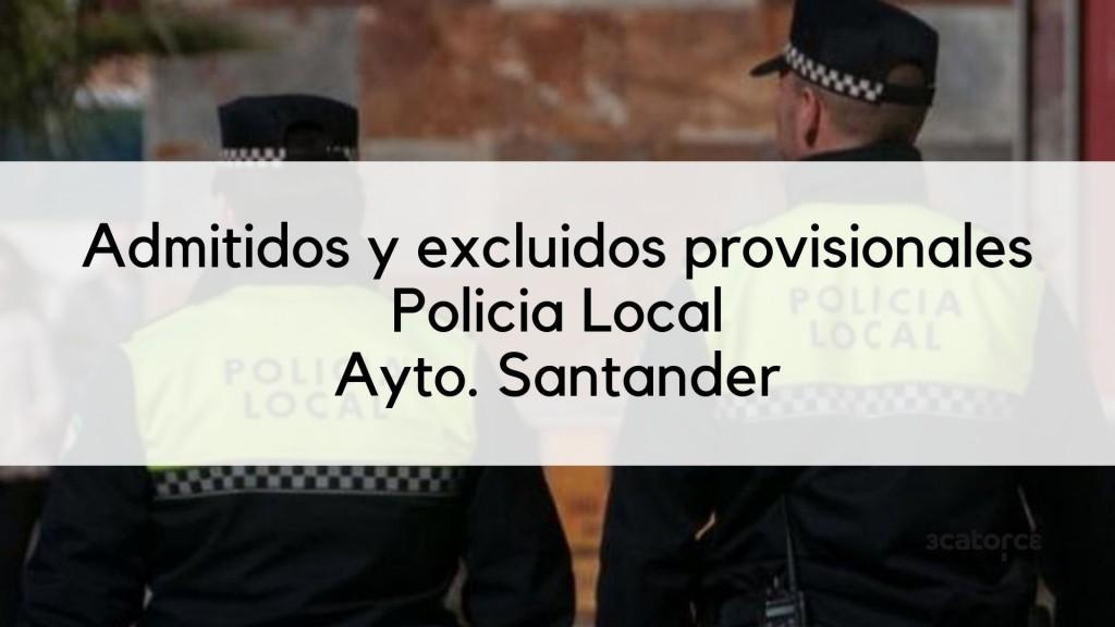 Lista-admitidos-provisionales-Policia-Local-Santander-2019 Lista admitidos provisionales Policia Local Santander 2019