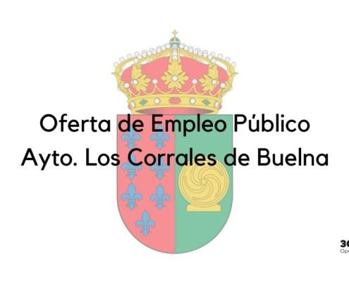 Oferta Empleo Publico 2019 Los Corrales de Buelna