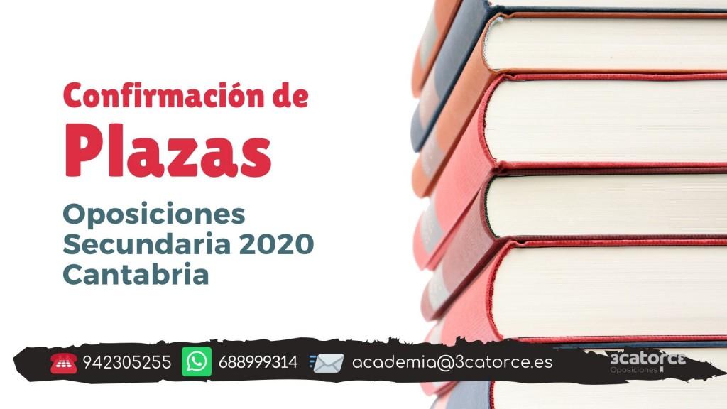 Confirmada-la-OPE-secundaria-2020-Cantabria Confirmada la OPE secundaria 2020 Cantabria
