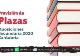 Primera-propuesta-de-plazas-oposiciones-secundaria-2020-Cantabria-1 Examen supuestos Pedagogia Terapeutica Cantabria 2019
