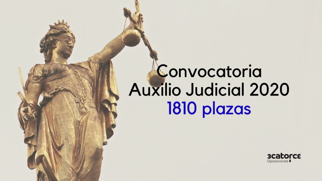 Convocatoria-Auxilio-Judicial-2020 Convocatoria Auxilio Judicial 2020