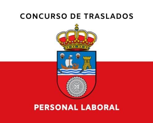 Concurso de traslados personal laboral Cantabria 2020