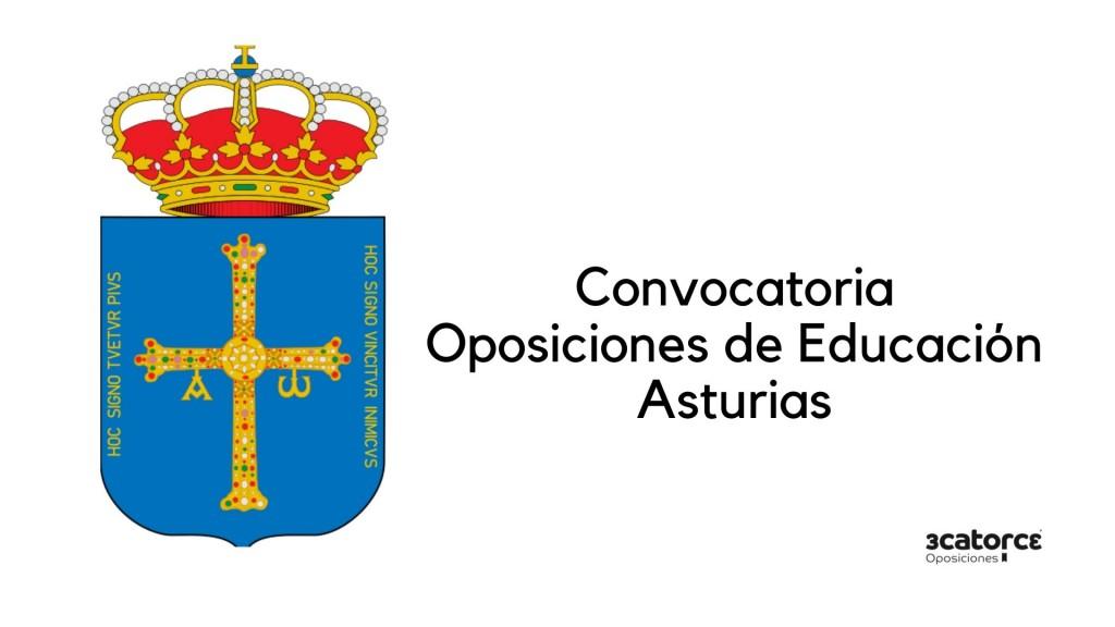 Convocatoria-oposiciones-Educacion-Asturias-2020 Convocatoria oposiciones Educacion Asturias 2020