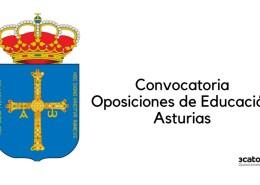 Convocatoria-oposiciones-Educacion-Asturias-2020 Quedarse en blanco examen oposicion como evitarlo