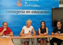 Lombó-se-compromete-a-continuar-disminuyendo-tasa-de-interinidad-docentes-cantabros Oposiciones primaria Cantabria