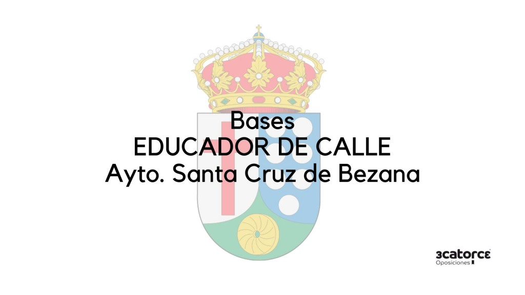 Bases-oposicion-Educador-Bezana Bases oposicion Educador Bezana