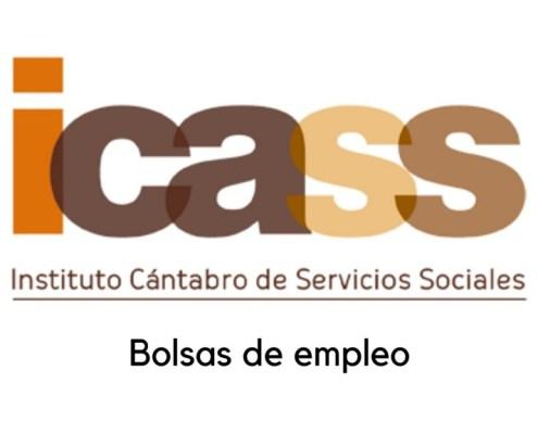 Bolsas empleo ICASS