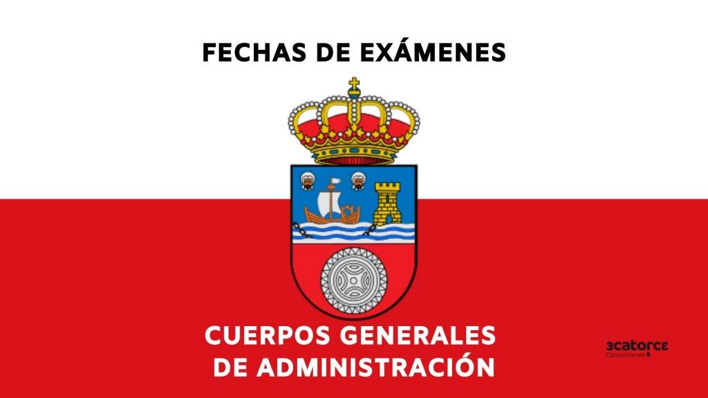 Fechas-examenes-oposiciones-Gobierno-de-Cantabria Fechas examenes oposiciones Gobierno de Cantabria