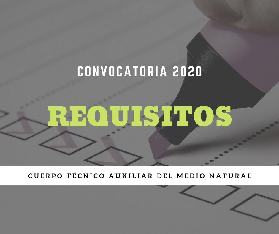 requisitos-medio-natural Requisitos oposiciones guarda forestal en Cantabria