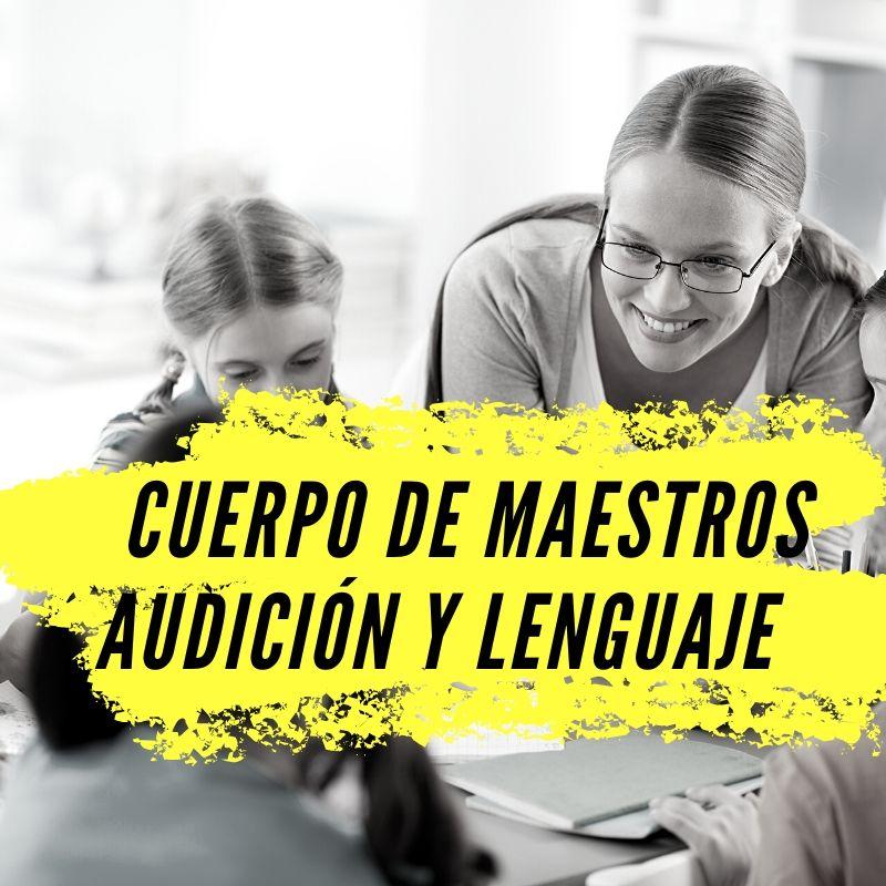 curso-preparacion-audicion-y-lenguaje-cantabria Preparar Oposiciones Maestros Audicion y Lenguaje AL Cantabria