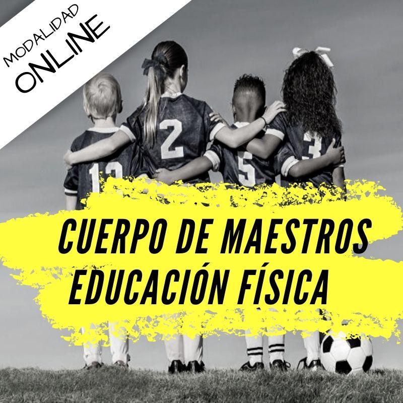 curso-preparacion-online-educacion-fisica-cantabria Curso Online oposiciones maestro educacion fisica Cantabria