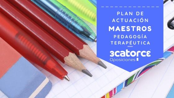 1-9 Plan actuacion pedagogia terapeutica PT Cantabria
