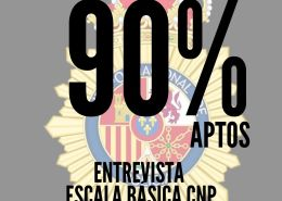 90-aptos-preparacion-entrevista-Policia-Nacional-2019-2020-1 Prevision 5000 plazas oferta empleo policia nacional y guardia civil