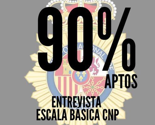 90% aptos preparacion entrevista Policia Nacional 2019 2020