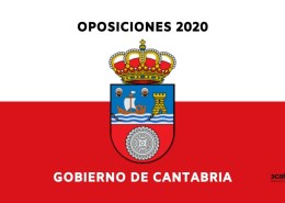 El-Gobierno-retomara-oposiciones-Cantabria-tras-el-verano Bases y convocatoria bolsa Tecnico Educacion Infantil Santoña
