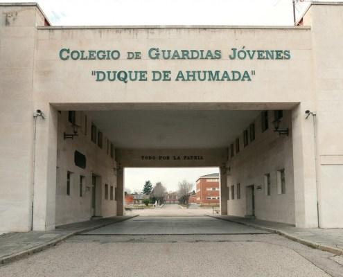 Convocatoria acceso Colegio Guardias Jovenes 2020