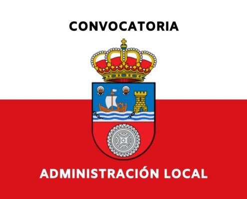 oposicion bolsa empleo para plazas ayuntamientos Cantabria