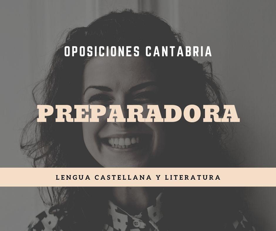 preparador-oposiciones-lengua-y-literatura-cantabria Preparador oposiciones lengua Cantabria