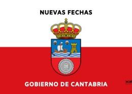 Confirmadas-nuevas-fechas-oposiciones-Cantabria Oposiciones Administrativo en la Oferta empleo publico 2017 de Medio Cudeyo Cantabria
