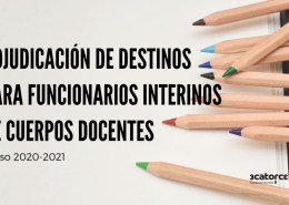 Procedimiento-y-calendario-para-la-adjudicacion-de-destinos-curso-2020-2021-interinos-de-cuerpos-docentes Comunicado Ministerio Educacion Oposiciones 2020