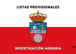 Lista-provisional-admitidos-oposicion-Investigacion-Agraria-Cantabria Las tasas oposiciones reportarán más de 1,5 millones de ingresos a la Comunidad de Murcia