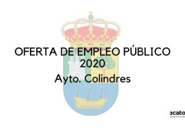 Publicadas-plazas-policia-local-Colindres-en-la-oferta-de-empleo-2020 2 plazas policia local Medio Cudeyo