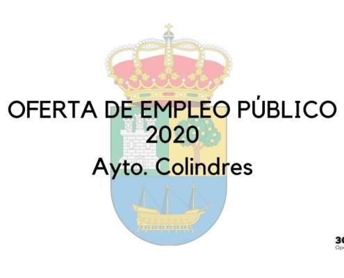 Publicadas plazas policia local Colindres en la oferta de empleo 2020