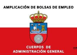 Ampliacion-bolsas-Adminitracion-General-Gobierno-de-Cantabria Santander aprueba la OPE de 2017 con 6 plazas para oposiciones administrativo