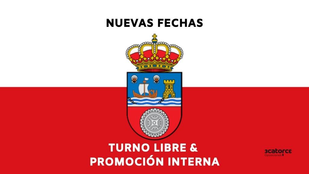 Nuevas-fechas-oposiciones-Gobierno-de-Cantabria-turno-libre-y-promocion-interna Nuevas fechas oposiciones Gobierno de Cantabria turno libre y promocion interna