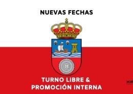 Nuevas-fechas-oposiciones-Gobierno-de-Cantabria-turno-libre-y-promocion-interna Oposiciones Administrativo en la Oferta empleo publico 2017 de Medio Cudeyo Cantabria