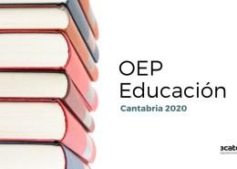 Aprobada-OEP-Educacion-2020-Cantabria Academia Oposiciones Profesor Secundaria Cantabria