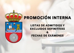 Listas-definitivas-de-admitidos-y-fecha-examenes-oposiciones-promocion-interna-Cantabria Oferta Empleo Publico 2019 Los Corrales de Buelna