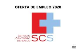 Publicacion-Oferta-Empleo-Publico-2020-SCS Convocadas Oposiciones Servicio Cantabro de Salud OPE 2016