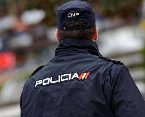 Se paralizan las pruebas policia nacional escala basica por el repunte del coronavirus