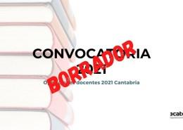 Borrador-convocatoria-oposiciones-secundaria-2021-Cantabria Bases y convocatoria docentes 2020 Cantabria