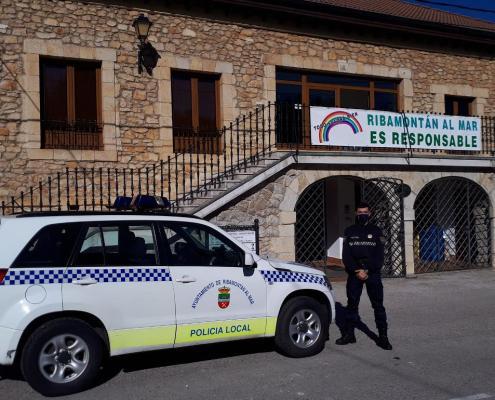 Lista definitiva admitidos oposiciones Policia Local Cantabria Ribamontan al mar