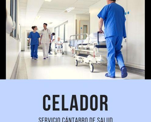 Cursos oposicion Celador Santander 2021 2022