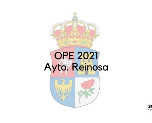 OPE 2021 Ayuntamientos 3 plazas Policia Local Reinosa Cantabria