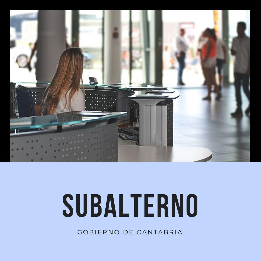 portada-curso-oposicion-subalterno-cantabria-2021-2022 Cursos oposicion Subalterno Cantabria 2021 2022