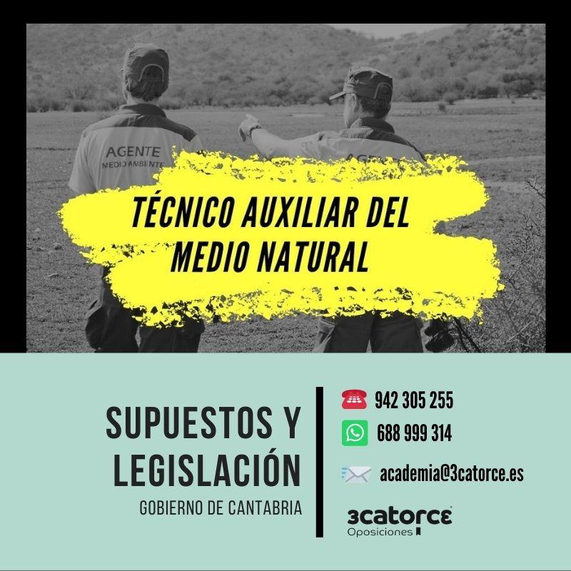tamn-supuestos-y-legislacion-1 Publicadas las notas primer examen auxiliar medio natural Cantabria
