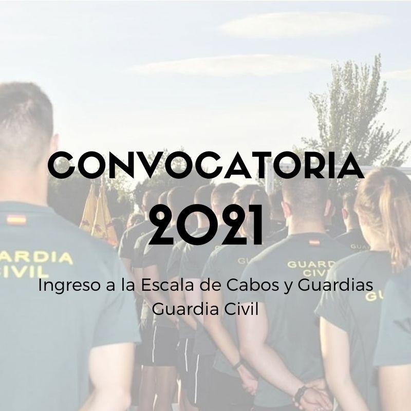 Convocatoria-Guardia-Civil-2021 Convocatoria Guardia Civil 2021 Cabos y Guardias