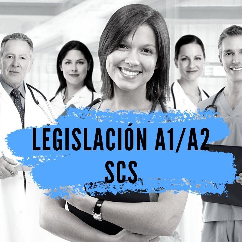 6 Curso legislacion oposiciones Trabajo Social SCS Cantabria